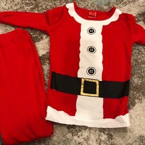 Unisex Santa Pajamas